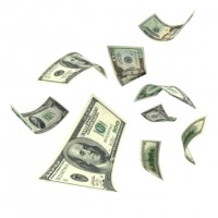 vliegende dollars